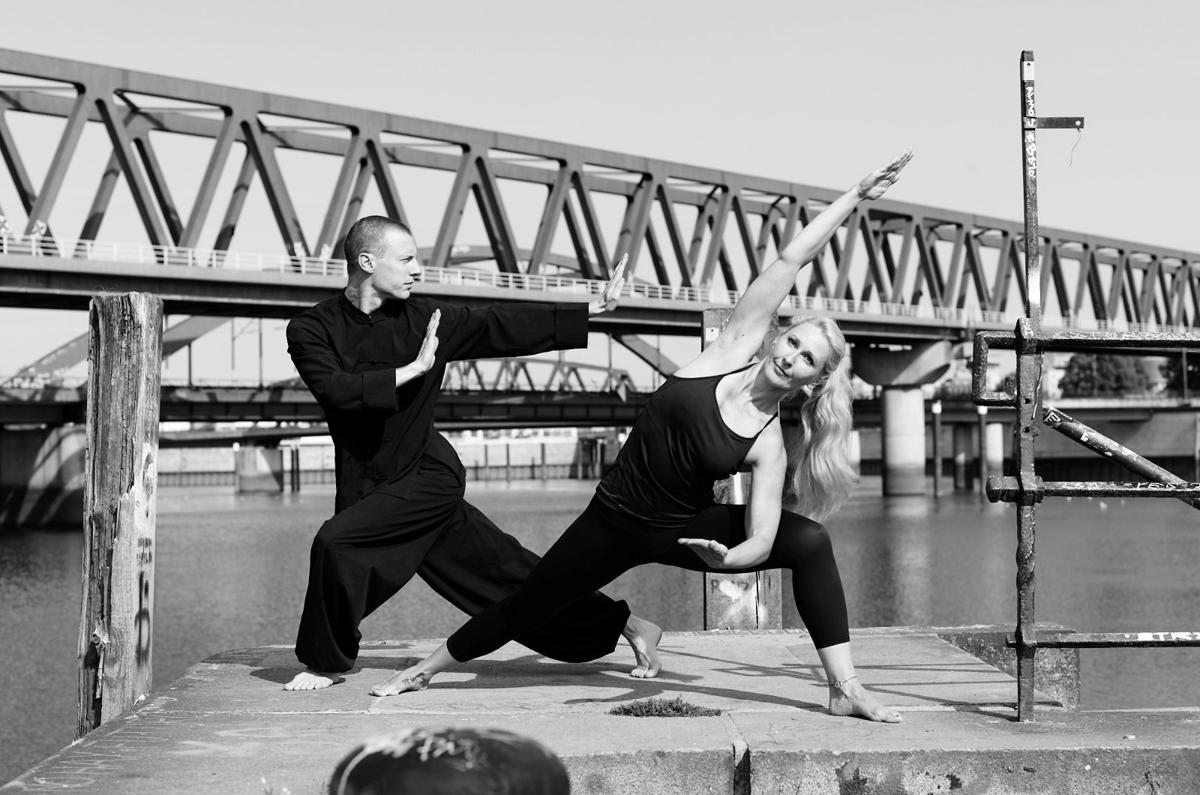 Essential Qinetics - Jan Winter und Anja Blondzik